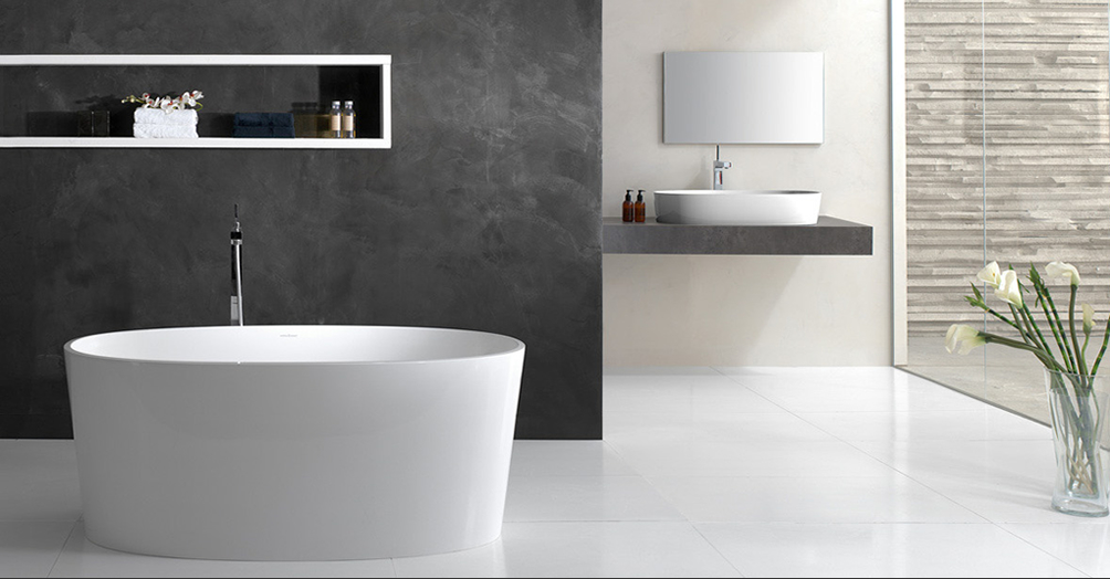 Chamadahome acqua design for Grande baignoire pas cher