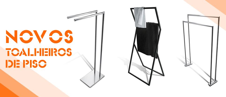 slide home - toalheiros de piso