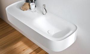 bancadas de Corian para banheiros