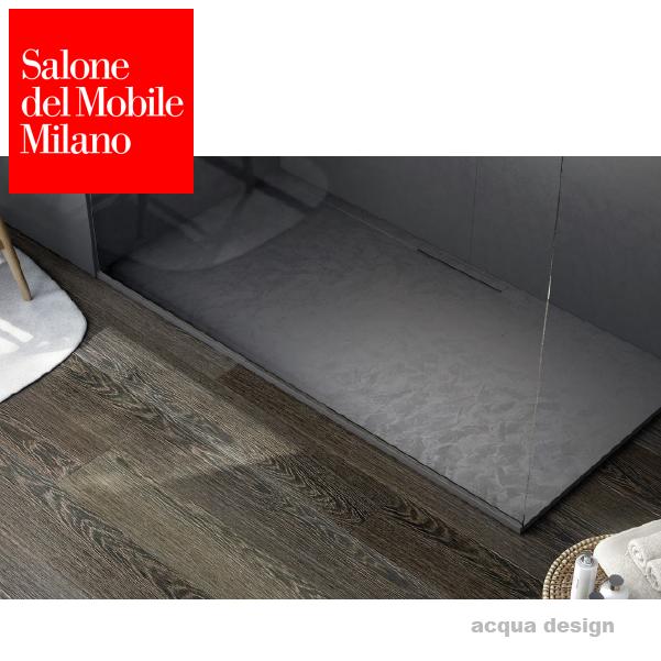 Ralo invisível é tendência na Feira de Milão