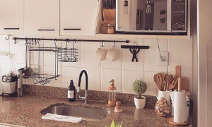 Blog 901 ap renova cozinha com Black Matte