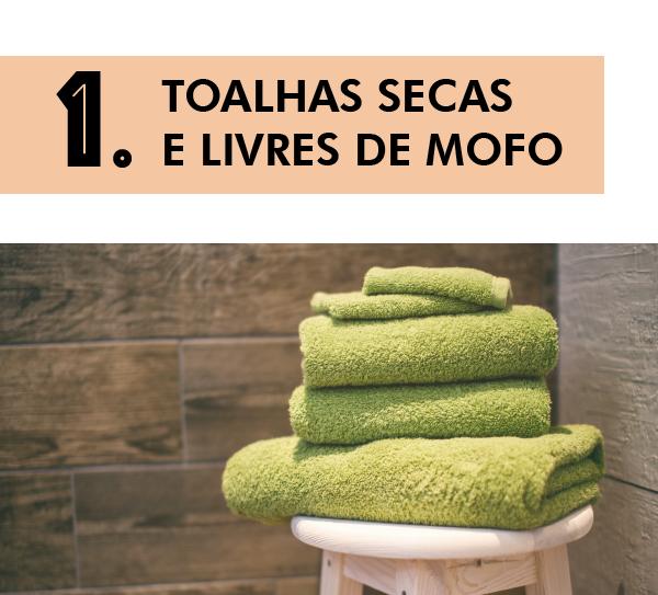 vantagens de ter um toalheiro termico