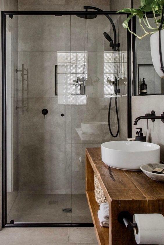 Banheiro estilo industrial 1